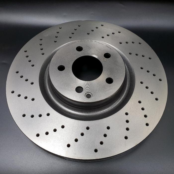 Диск тормозной передний W221 360 mm.