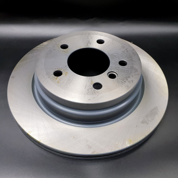 Febi 24475 Диск тормозной задний 300 mm. E90