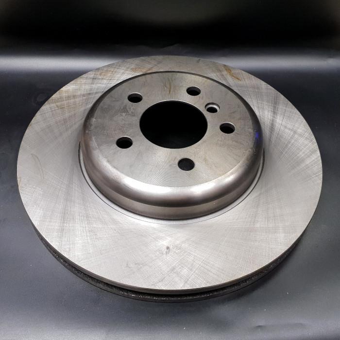 Диск тормозной передний 348 mm. F10