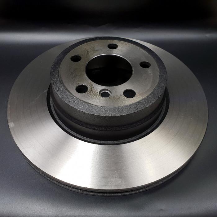 Диск тормозной задний E70 5.0i 345 mm.