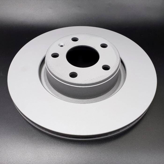 Диск тормозной передний 314 mm. A6