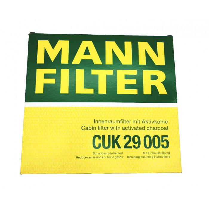 Фильтр салонный угольный W204, W212