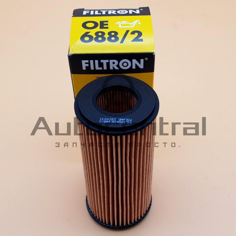 Filtron OE6882 Фильтр масляный VAG 2.0i